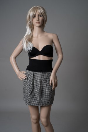 Zara Rock High Waist in Größe S