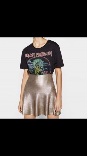 Zara Rock in Silber Neu