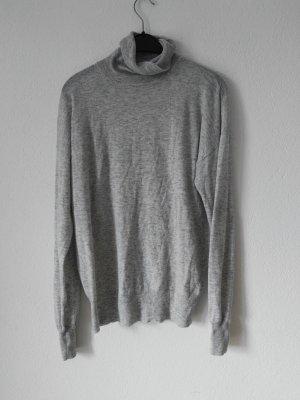 Zara Knit Coltrui lichtgrijs-grijs
