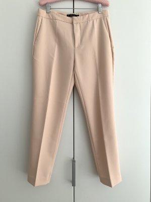 Zara Basic Pantalon 7/8 rosé