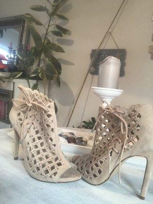 Zara Rose High Heels Gr. 39
