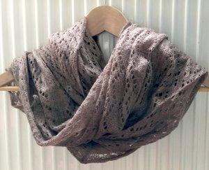 Zara Tube Scarf multicolored wool