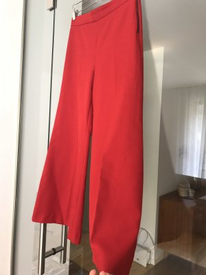 Zara Woman Culottes dark red