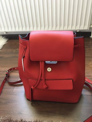 Zara Backpack red