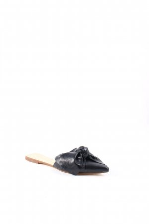 Zara Sandalen schwarz Elegant