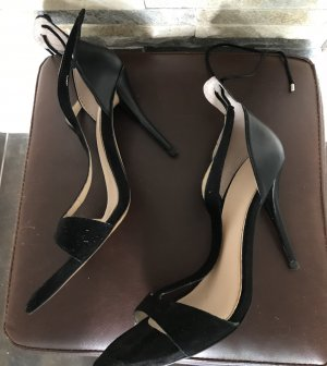 Zara High Heel Sandal black
