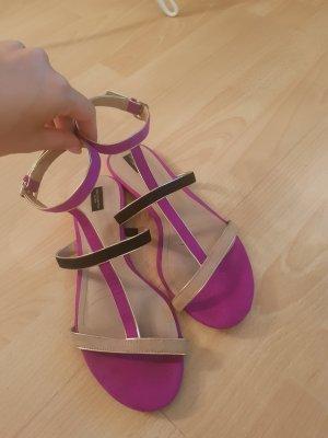 Zara sandaletten Gr. 38