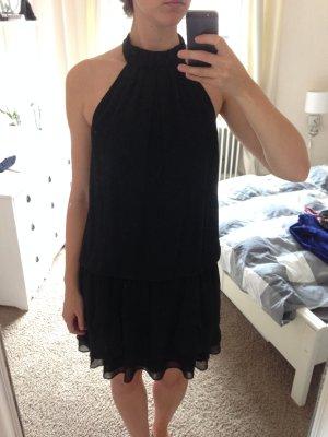 Zara Robe dos-nu noir