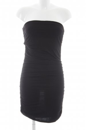 Zara Tube Dress black party style
