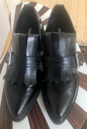 Zara Richelieu noir