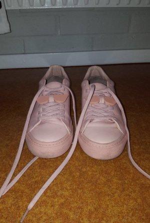 Zara Basket rose clair-rose
