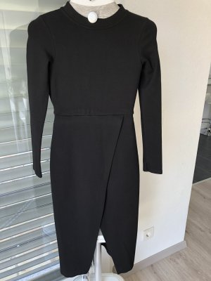 Zara Schwarz Kleid
