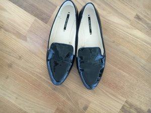 Zara Basic Zapatos formales sin cordones negro