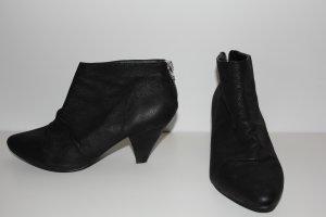 Zara schwarze Pumps Ankle Boots Stiefel Stiefeletten Gr 41