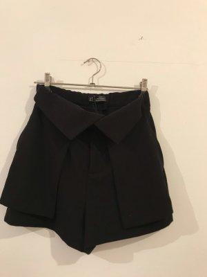 Zara Shorts negro
