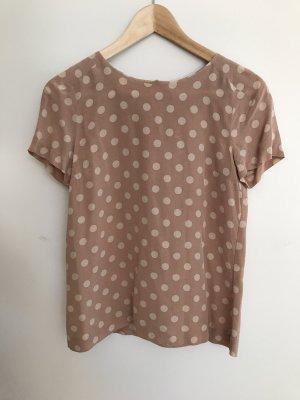 Zara Seiden Shirt