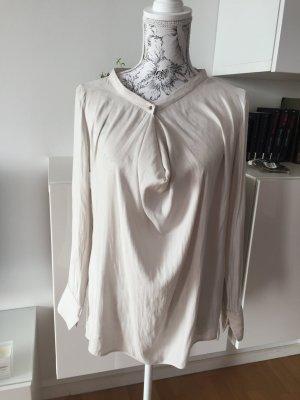 Zara Blouse crème-blanc