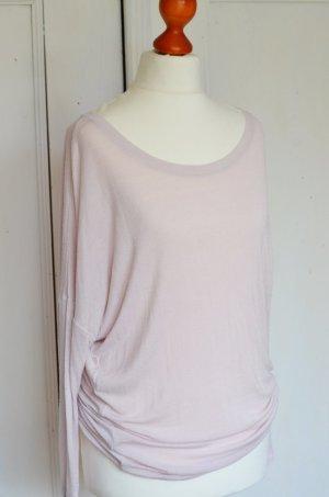 Zara Top extra-large vieux rose-rosé
