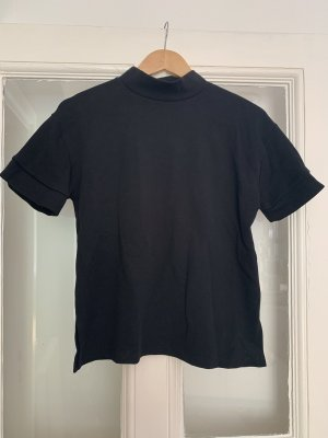 Zara Turtleneck Shirt black