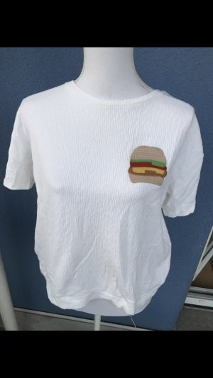 Zara T-shirt blanc