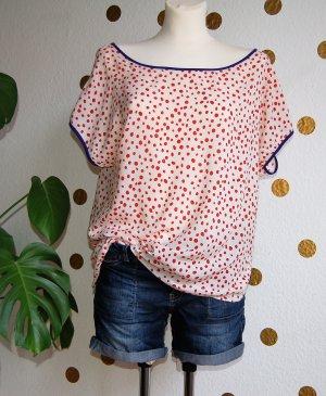 Zara Shirt Blusenshirt Oversize Shirt Sommer