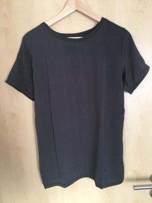 Zara Shirt Dunkelgrau