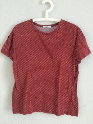 Zara Shirt Ethno Trend