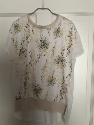 Zara Shirt gemustert, elegant