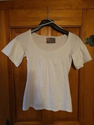 zara shirt mit Glockenärmeln
