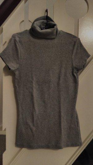 Zara Shirt mit kleinem Rolli Gr.S