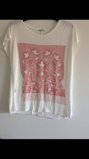 Zara Shirt mit Schlitz