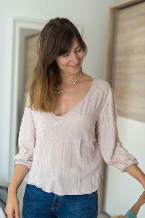 Zara Carmen shirt veelkleurig