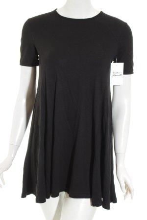 Zara Shirt schwarz klassischer Stil