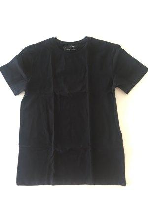 Zara Shirt schwarz, Large