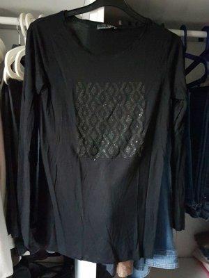 Zara shirt schwarz M