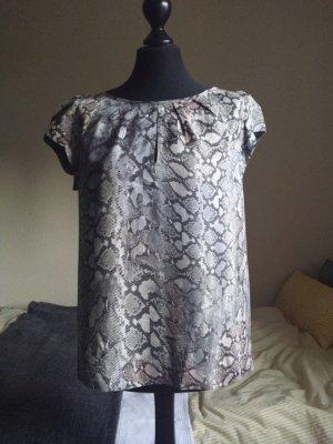 Zara Shirt Snake Print M