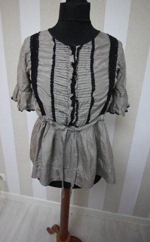 Zara Shirt Top aus Seide