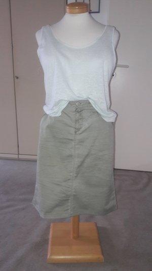 Zara Shirt und ZAS Rock Gr. 48 wie neu