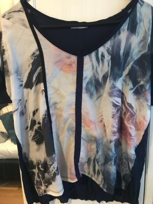 Zara Shirtbluse mit Muster