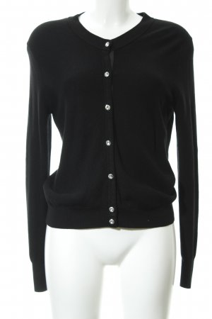 Zara Shirt Jacket black elegant