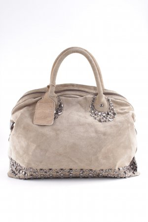 Zara Shopper sand brown casual look