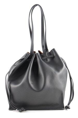 Zara Borsa shopper nero stile casual