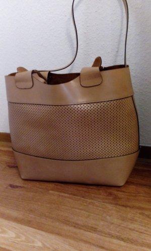 Zara Shopper Tasche Blogger Olivia Palermo
