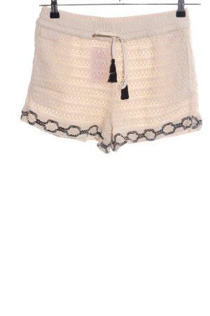 Zara Shorts nude Casual-Look