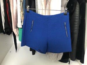 Zara Shorts blu
