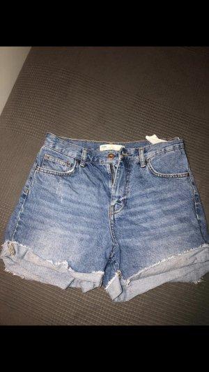 Zara shorts denim