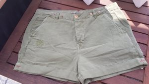 Zara Shorts khaki