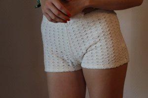 Zara Shorts natural white