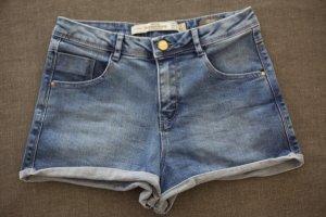 Zara Shorts klassiker Jeansshorts