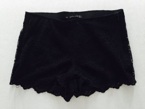 #zara #shorts #laces #black #small #3pieces20%